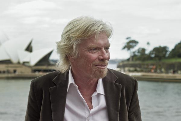 Richard Branson Interview