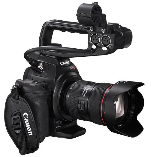 The Canon C100 Video Camera