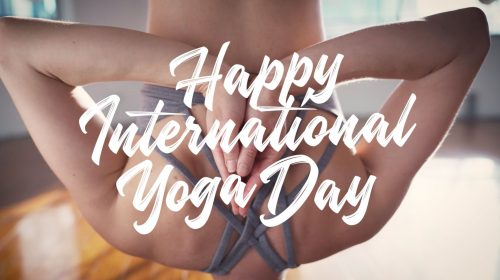Happy International Yoga Day!! 🙏